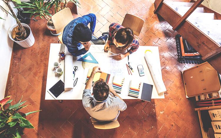 L'importanza di un team vincente per la start up online di successo