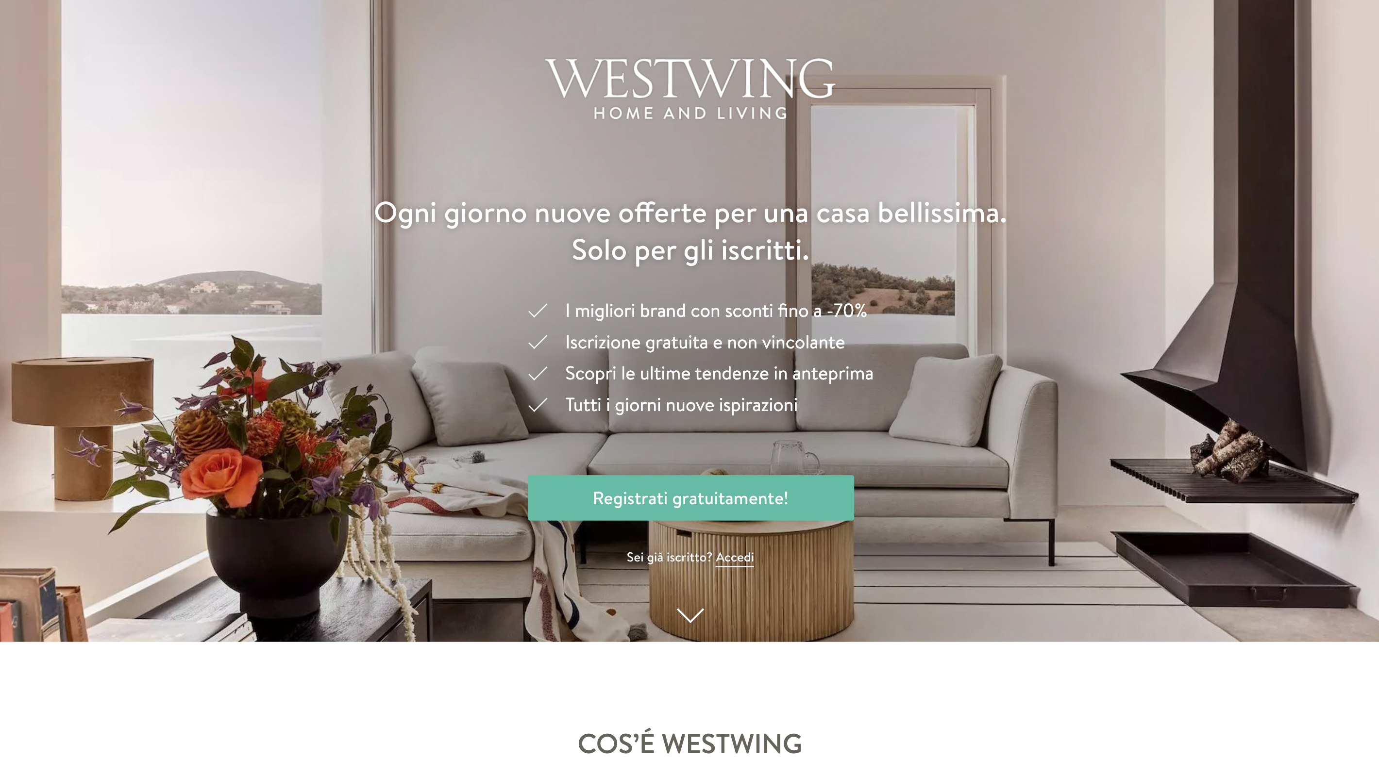 Westwing arredo mobili