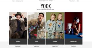 Yoox Ecommerce abbigliamento uomo e donna