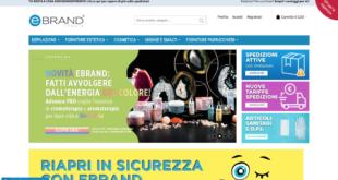Ebrand Italia Mascherine Chirurgiche Protettive