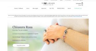 Trollbeads negozio shop gioielleria online