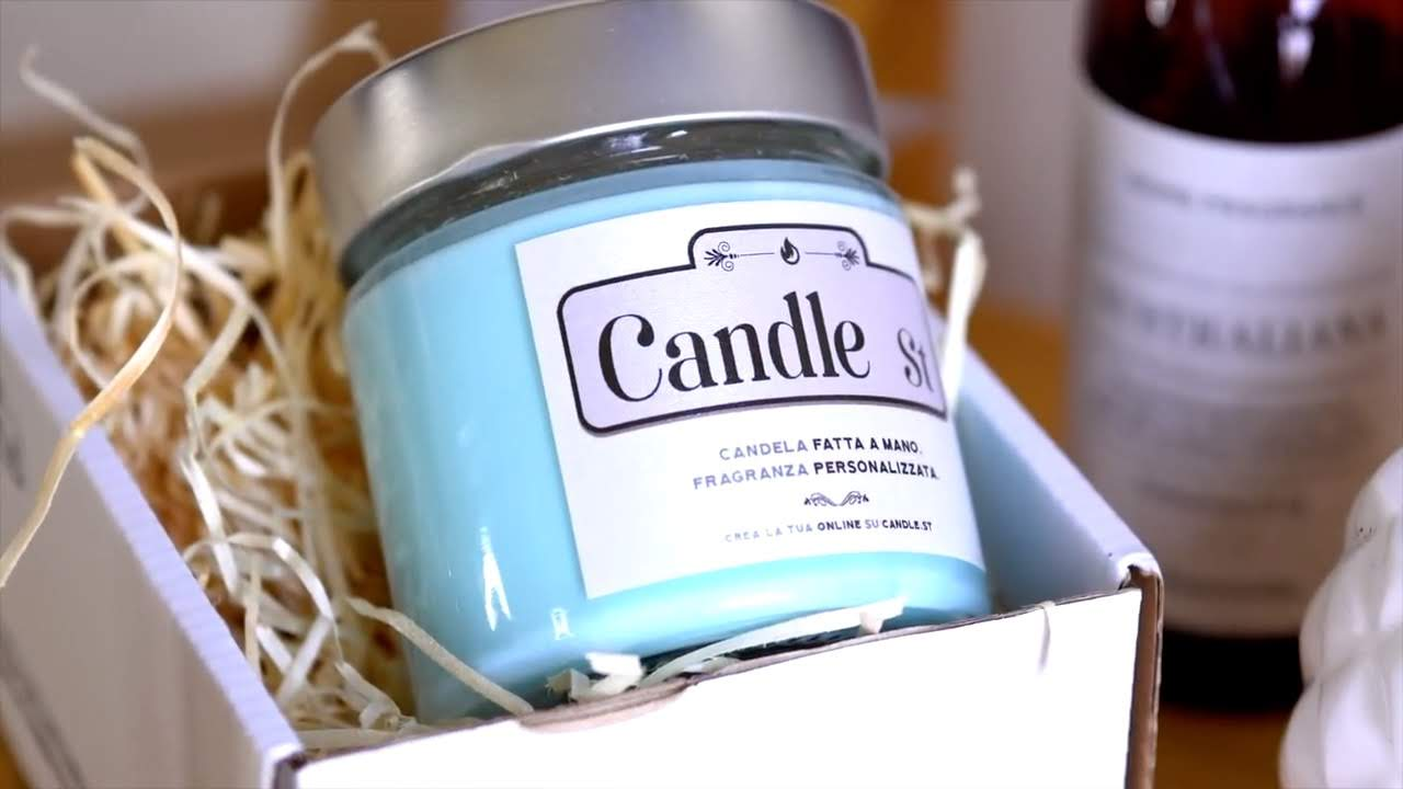 Candle Street candela