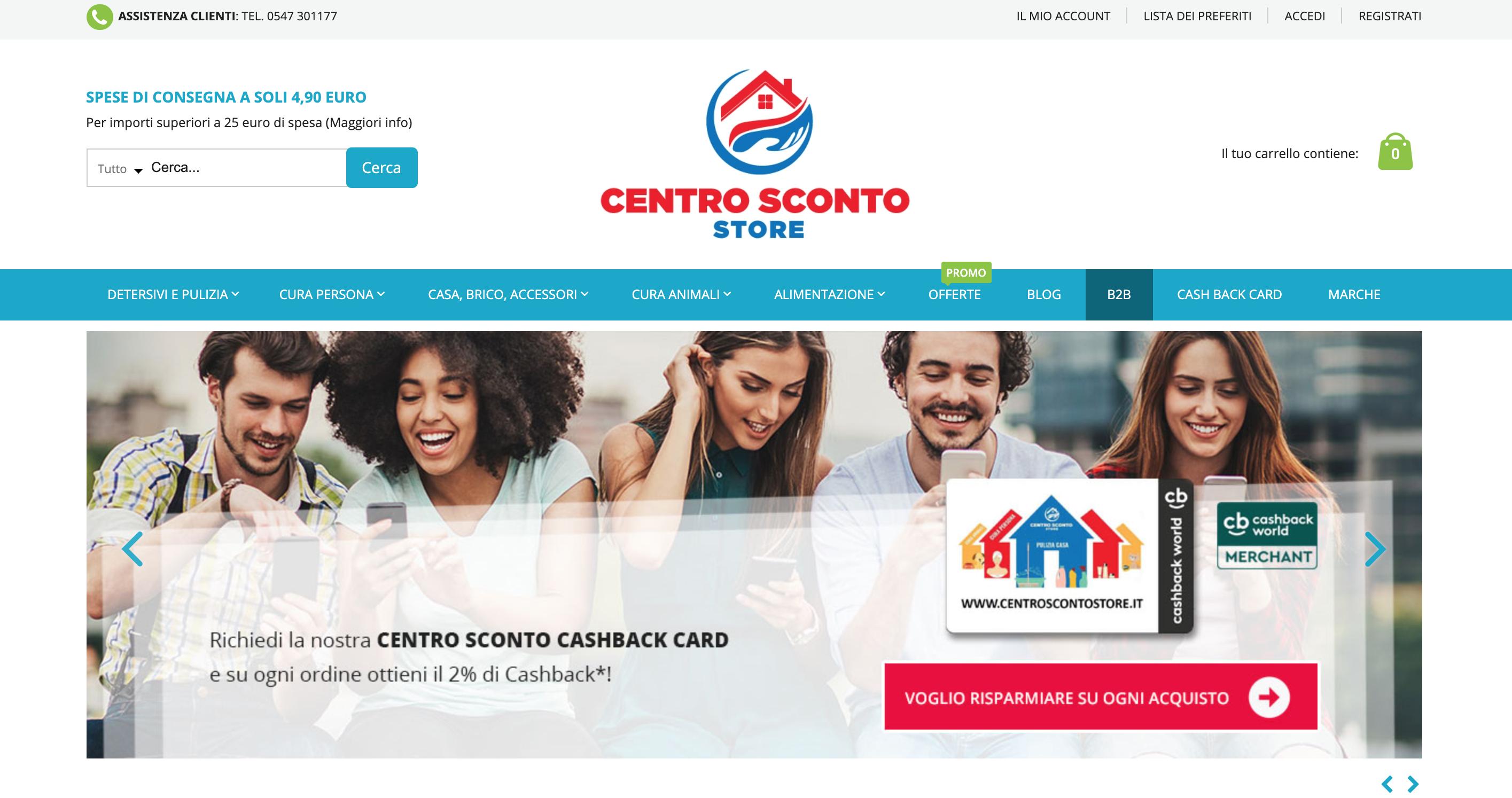 Centro Sconto Store