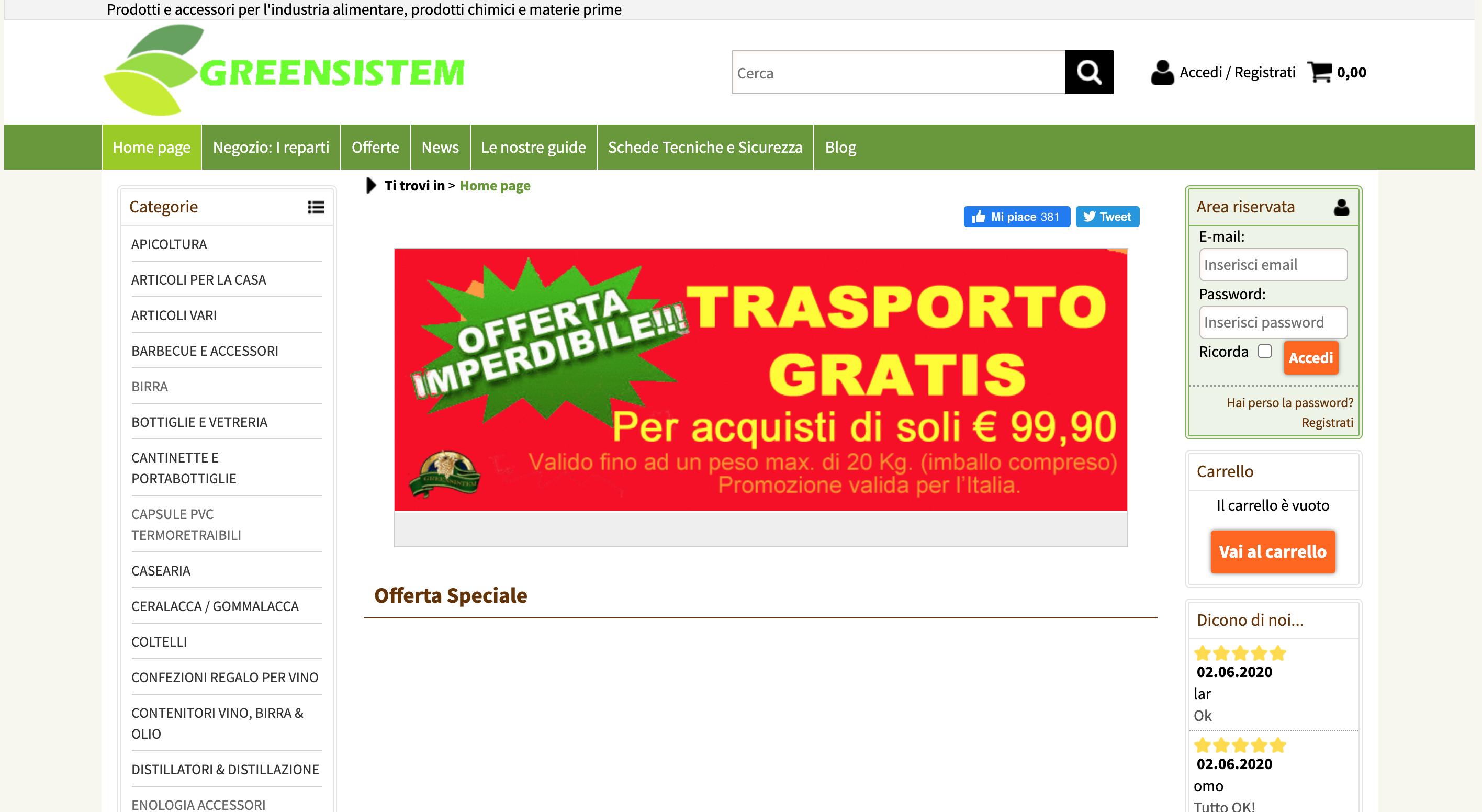 Green Sistem