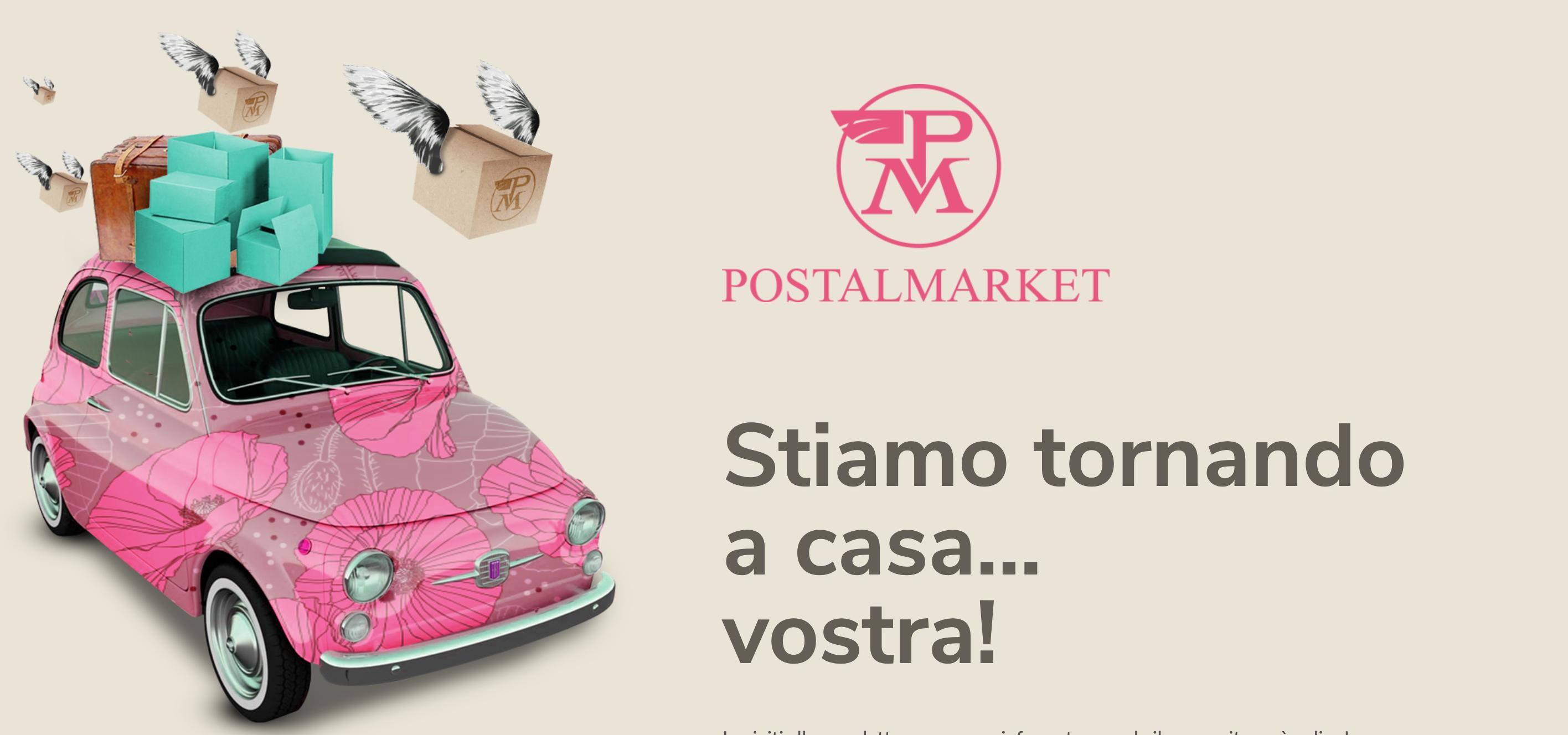 Postalmarket torna con un sito e vende online, il giornale che ha conquistato l'Italia