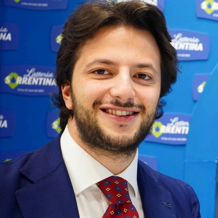 Giovanni Amodio, Chief Marketing Manager Primo Taglio