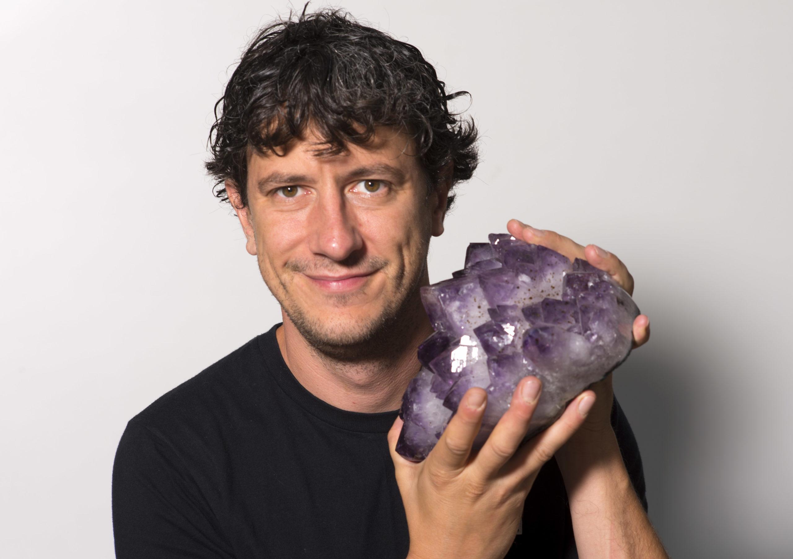 Mauro Castiglioni - Le pietre delle meraviglie