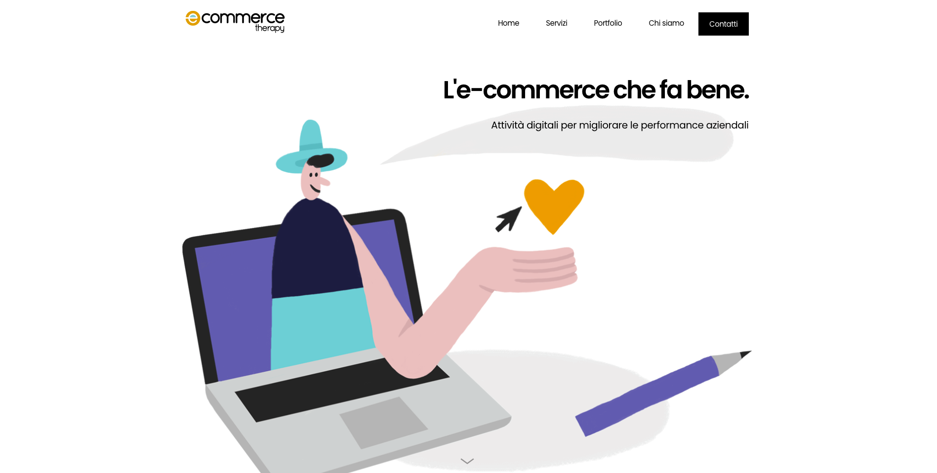 Ecommerce Therapy