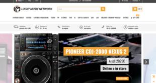 Lucky Music Network strumenti musicali