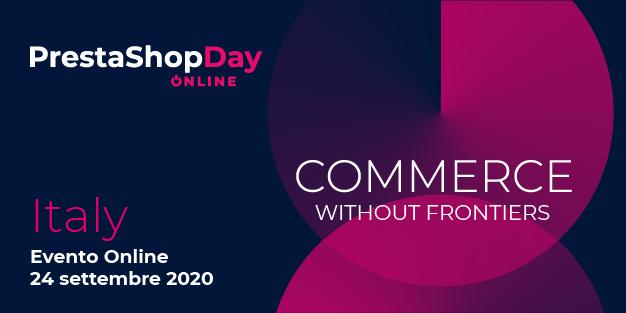PrestaShop Day Online Italy
