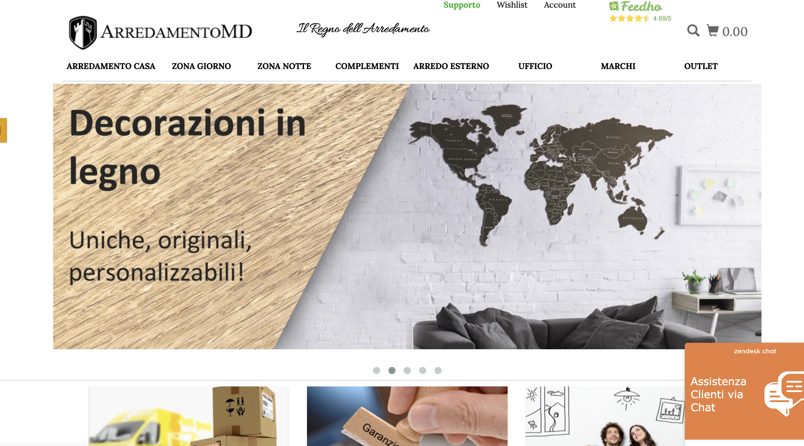 ArredamentoMD sito arredamento online