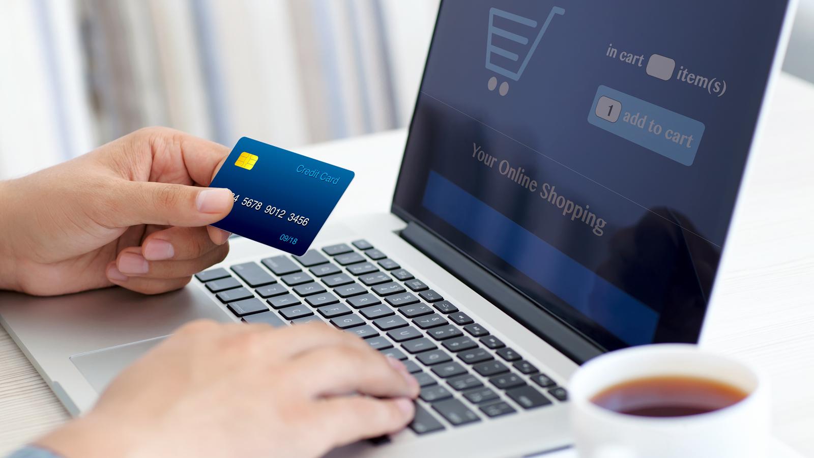 Boom ecommerce, in calo vendite al dettaglio