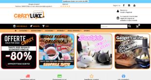 Crazyluke.it regali di Natale online