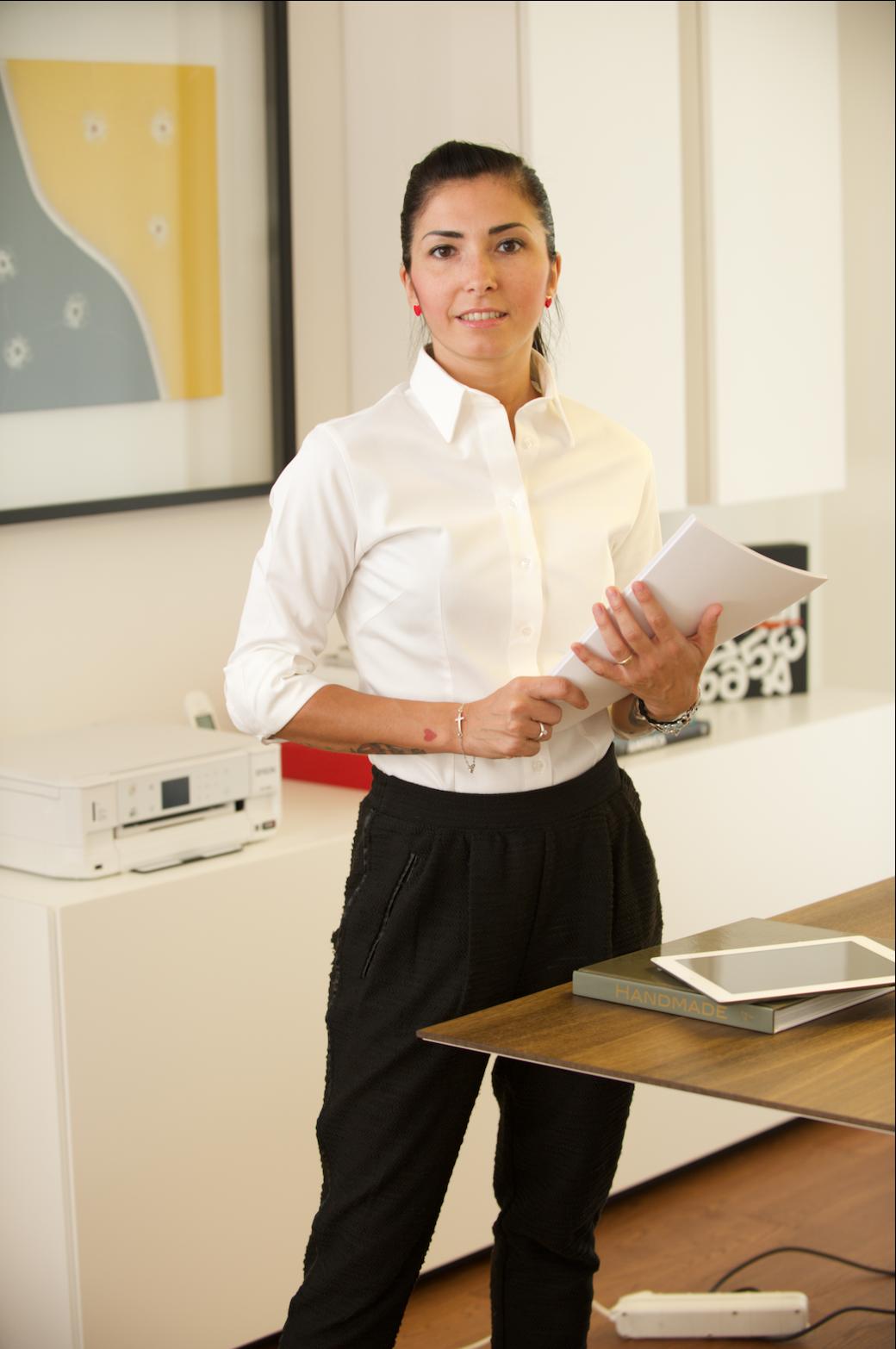 Responsabile marketing Topnegozi - Daniela Carrara