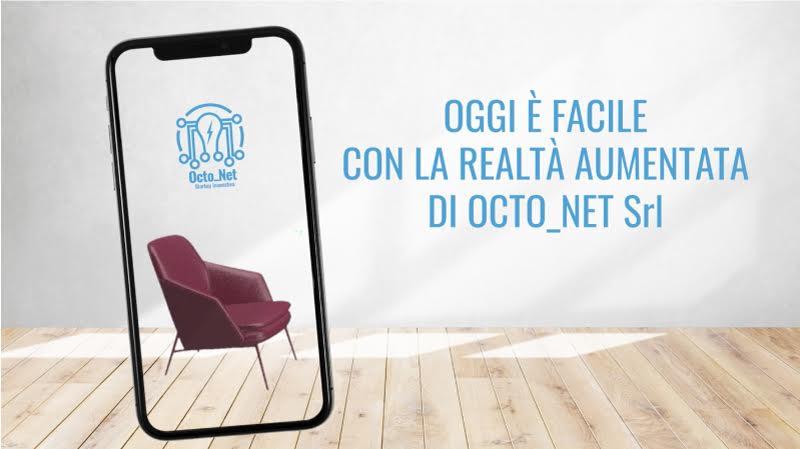 Octo-Max: la Realtà Aumentata per un e-commerce con una marcia in più