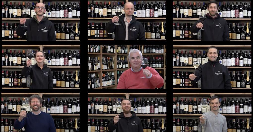 """Con Etilika la qualità del vino """"si sente"""""""