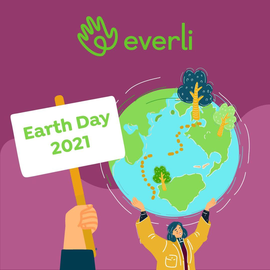 Everli, Omia e Treedom insieme per il pianeta
