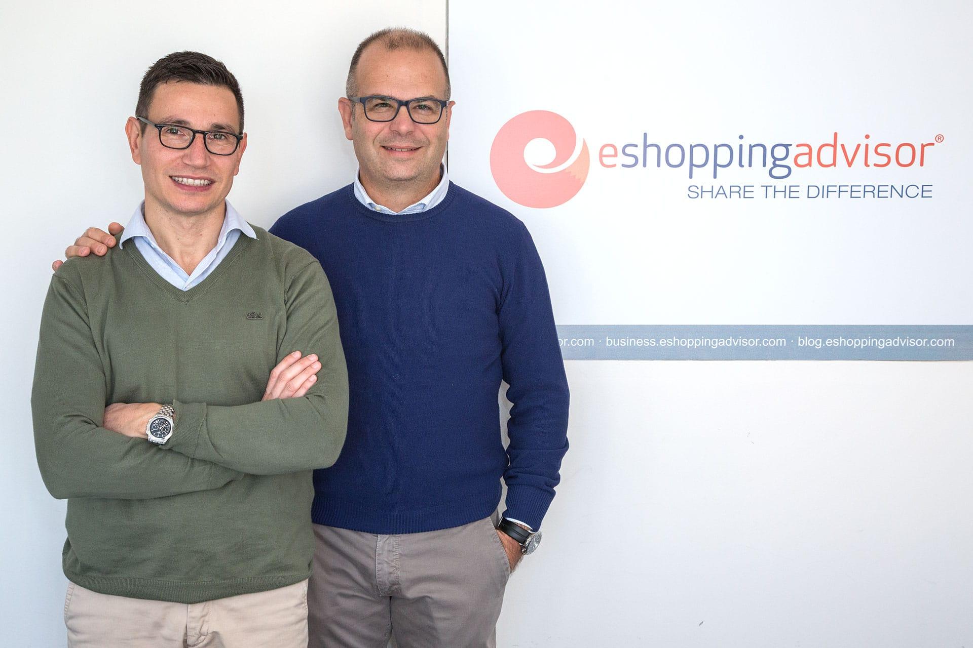eShoppingAdvisor startup italiana nata da Andrea Ghiani e Andrea Carboni