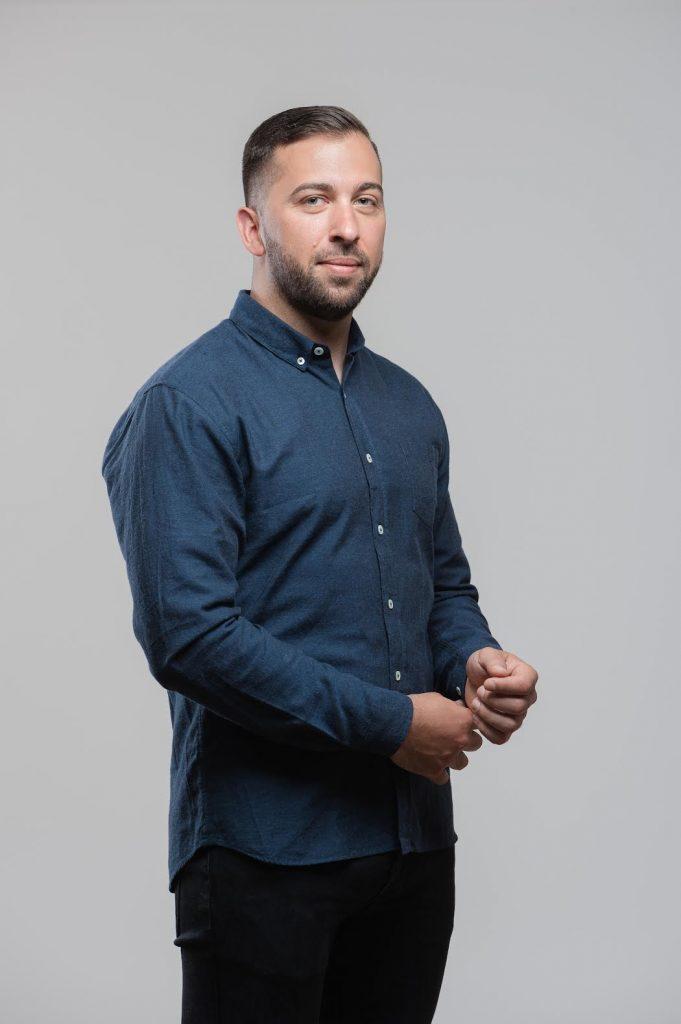 Marc De Zordo, CEO di Getfluence